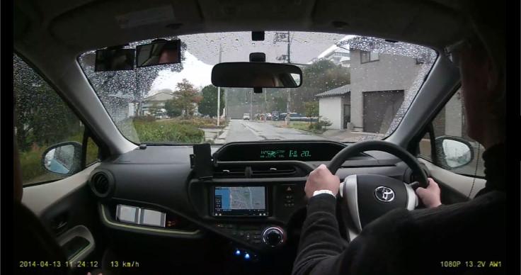どらいぶケアペーパードライバー教習風景2