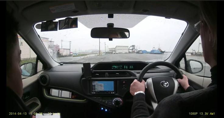 どらいぶケアペーパードライバー教習風景1
